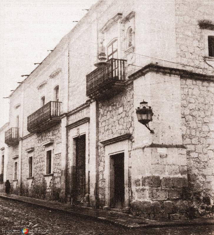 Casa de Morelos