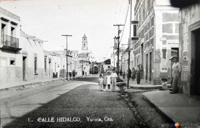 Calle Hidalgo