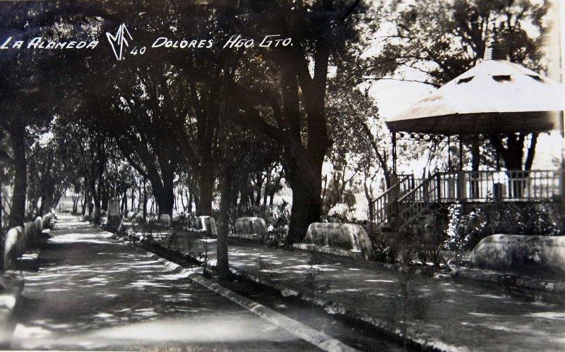 LA ALAMEDA Hacia 1945