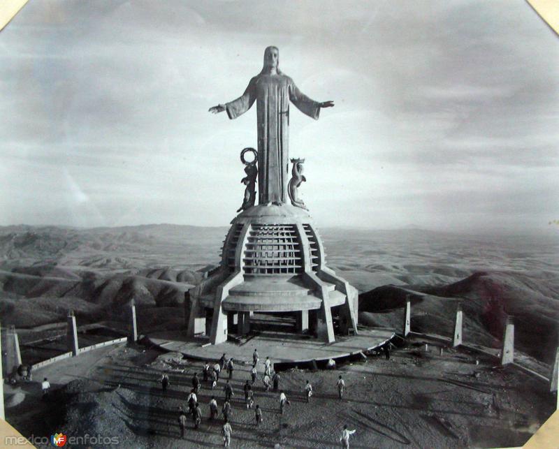 CONSTRUCCION DE EL CUBILETE