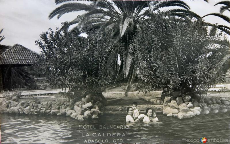 BALNEARIO LA CALDERA