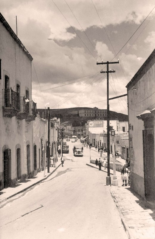 Zacatecas, Calle Matamoros