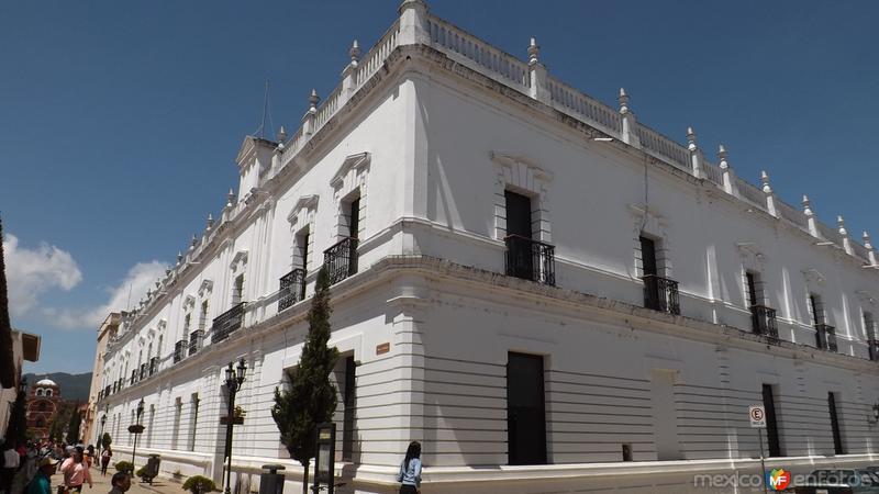 Edificio de la facultad de derecho. Julio/2014