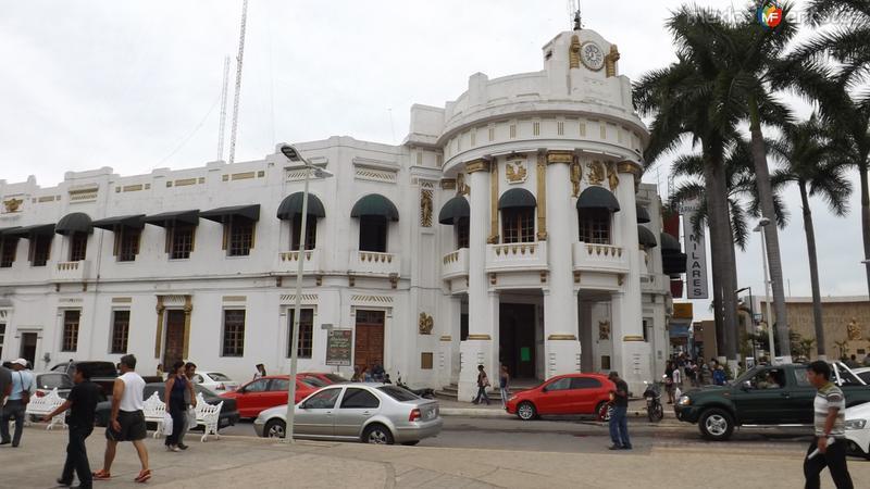 Casa de la cultura. Julio/2014