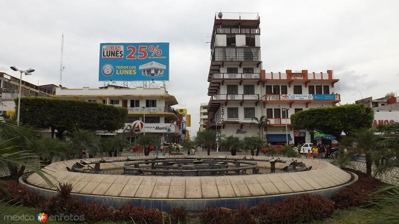 Parque Miguel Hidalgo y 3a Av. Poniente. Julio/2014