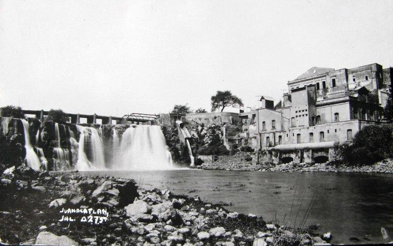 EL SALTO Hacia 1908