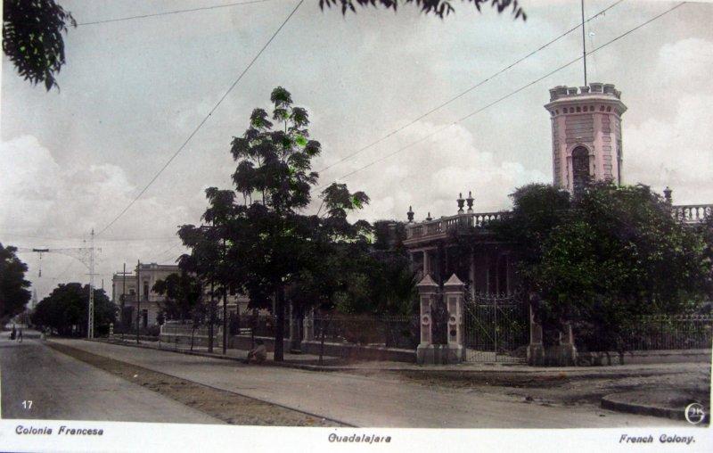 COLONIA FRANCESA Hacia 1910