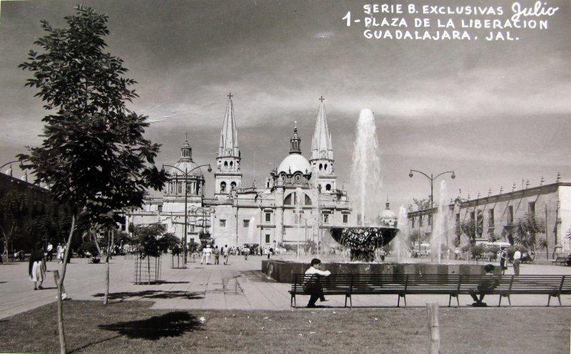CATEDRAL Hacia 1945