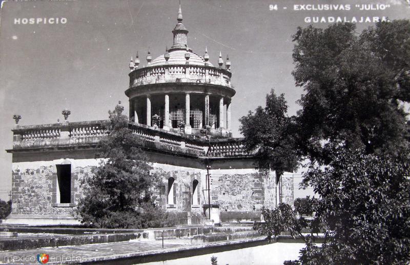 HOSPICIO Hacia 1945
