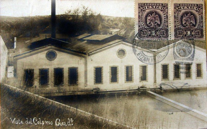 VISTA DEL COLOMO Hacia 1907