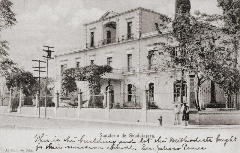 Sanatorio de Guadalajara