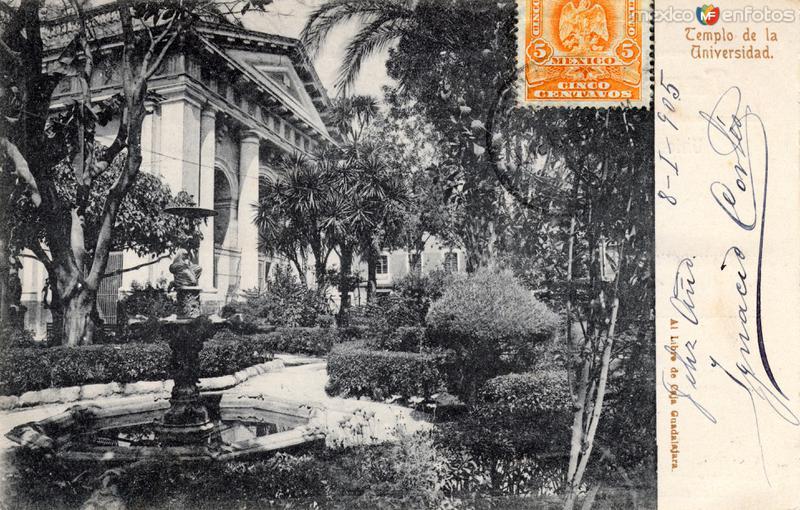 Templo de la Universidad