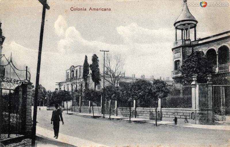 Colonia Americana