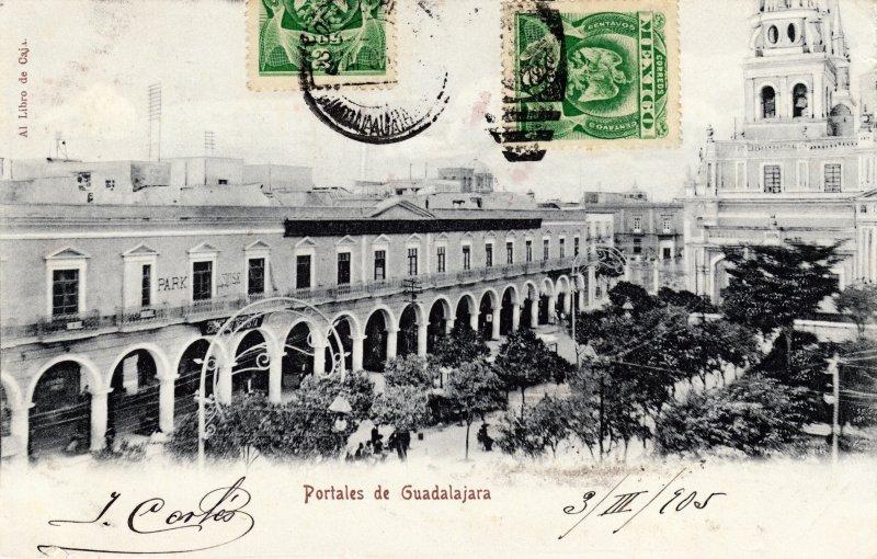 Portales de Guadalajara
