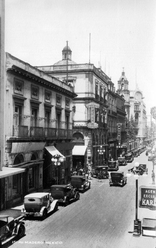 Avenida Madero