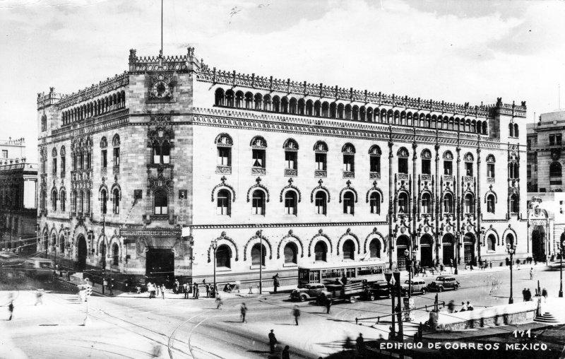 Edificio de Correos de México