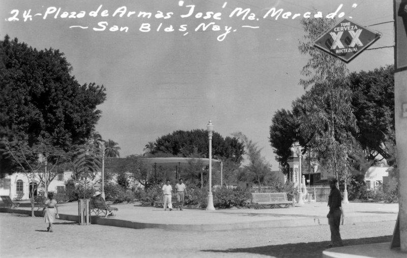 Plaza de Armas José María Mercado