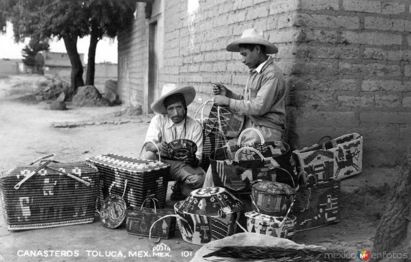Canasteros de Toluca