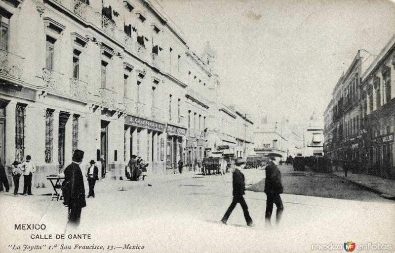 Calle de Gante