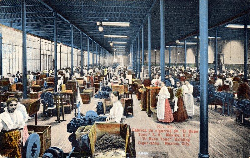 Fábrica de Cigarros El Buen Tono, S.A.