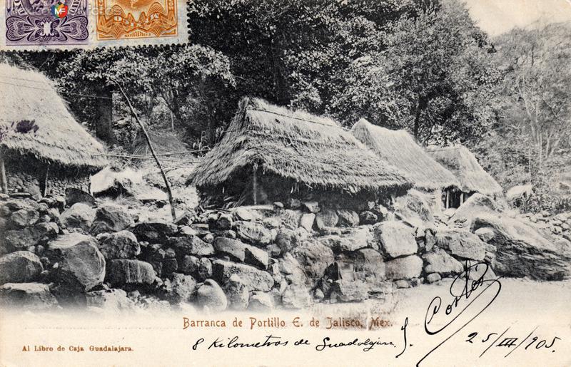 Barranca de Portillo