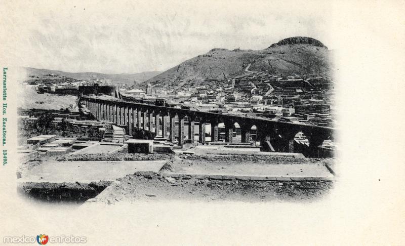 Acueducto de Zacatecas