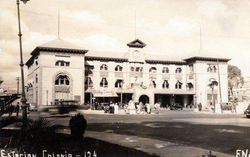 Estación Colonia