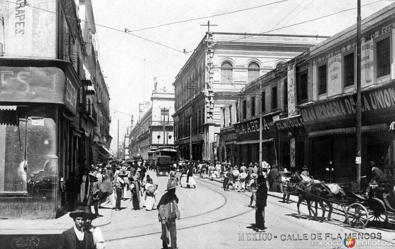 Calle de Flamencos