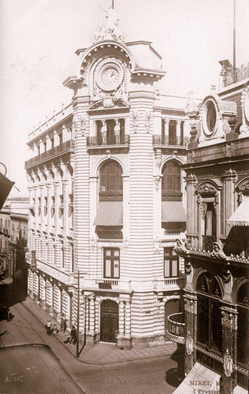 Edificio de La Mexicana
