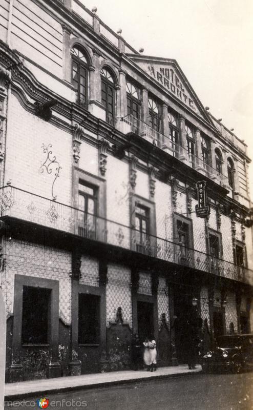 Hotel Arronte