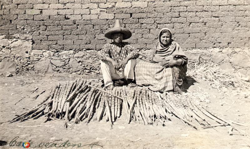 Vendedores de cañas