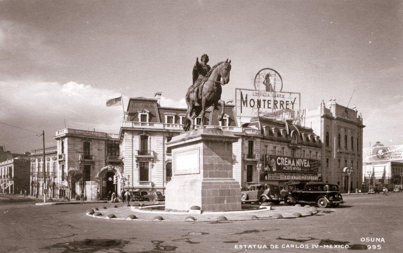 Monumento a Carlos IV