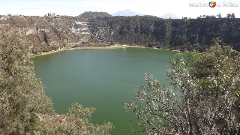 Laguna de Aljojuca. Diciembre/2014
