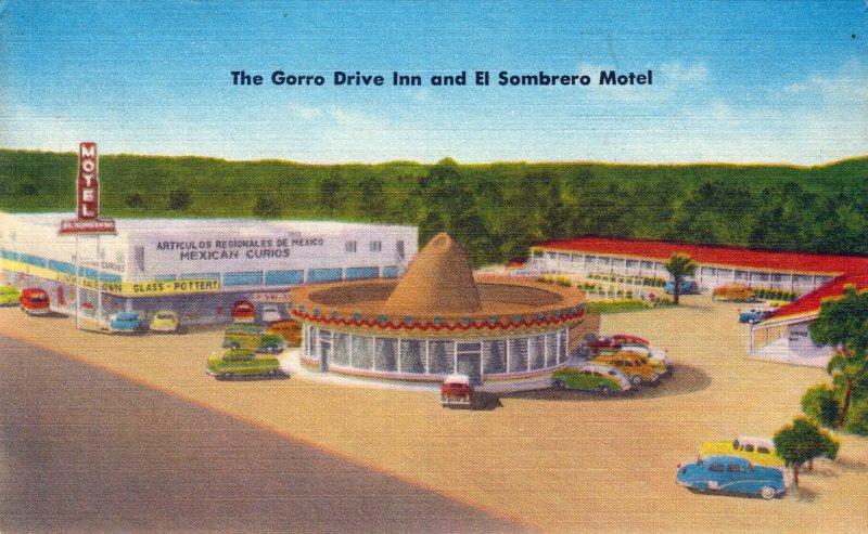 Restaurante y motel El Sombrero