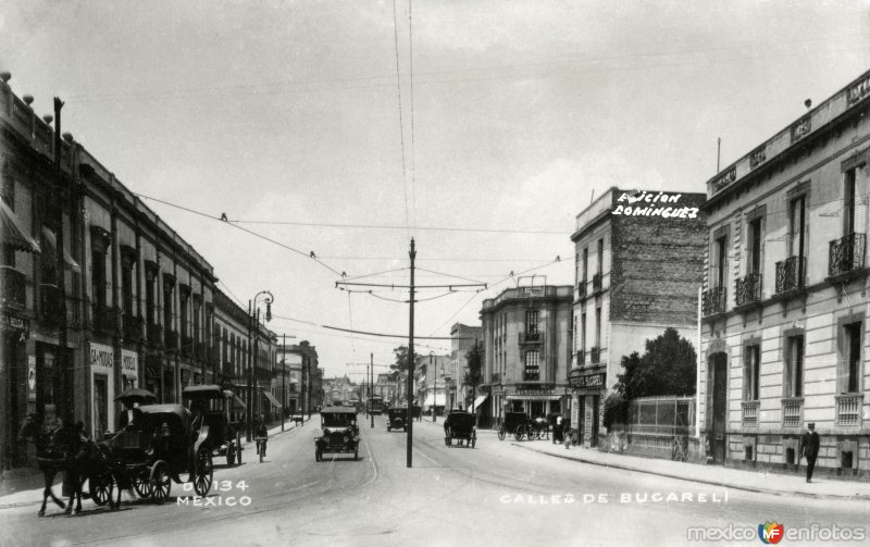 Calle de Bucareli