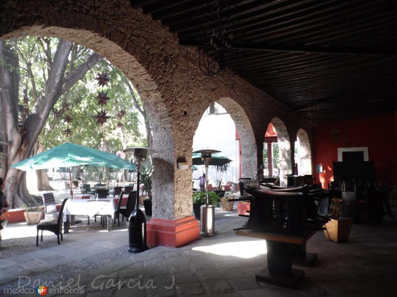 """Ex-Hacienda de San Juanico , hoy en día """"Néctar"""""""