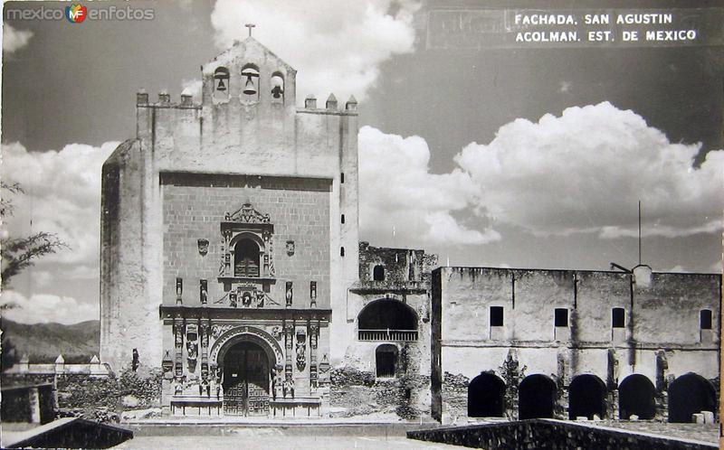 Fachada Ex convento de San Agustin