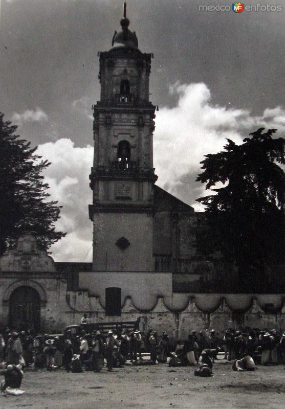 EL MERCADO Hacia 1939