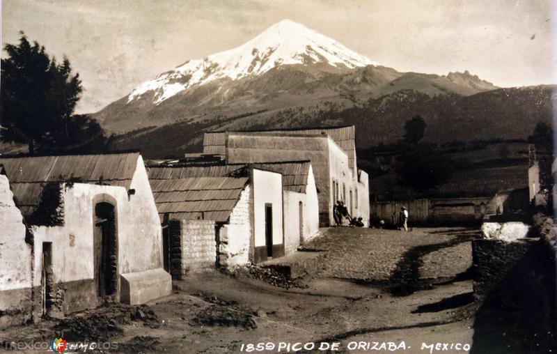 El Pico por el fotografo HUGO BREHME