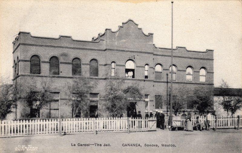 La cárcel de Cananea