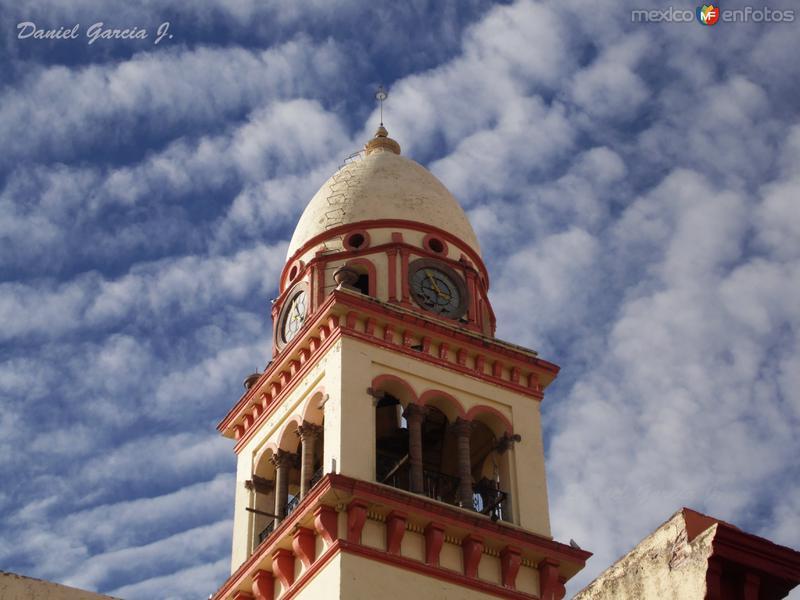 Torre del Mercado Morelos.