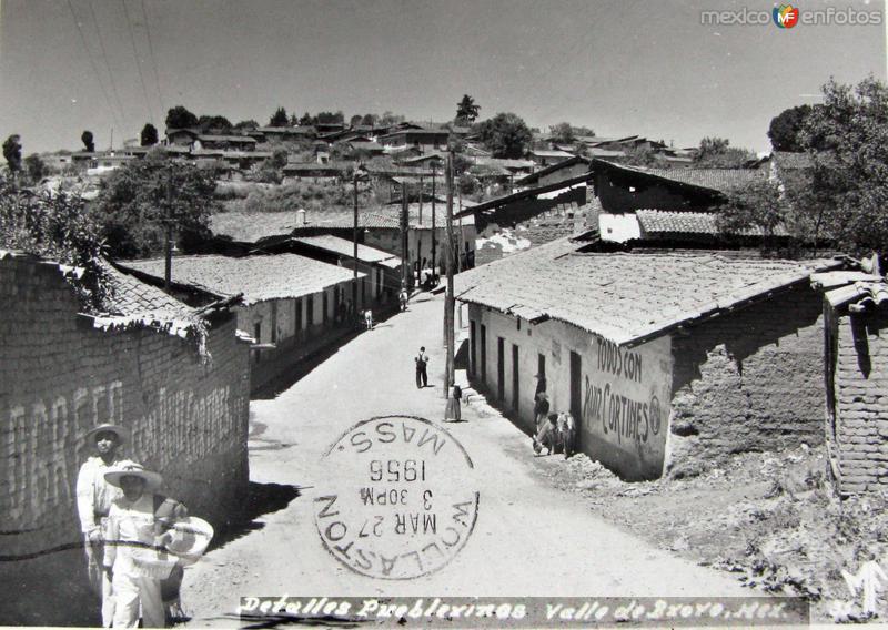 CAlle Hacia 1955