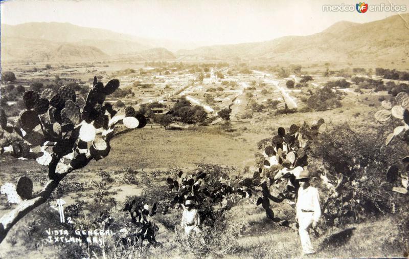 VISTA GENERAL Hacia 1940