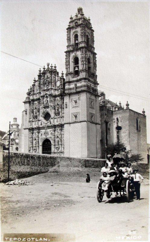 convento Hacia 1930