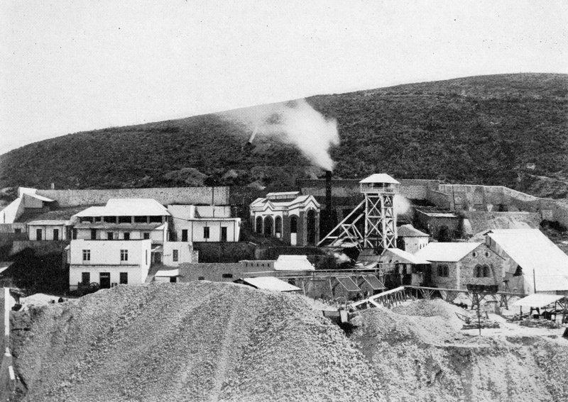 Mina de San Rafael