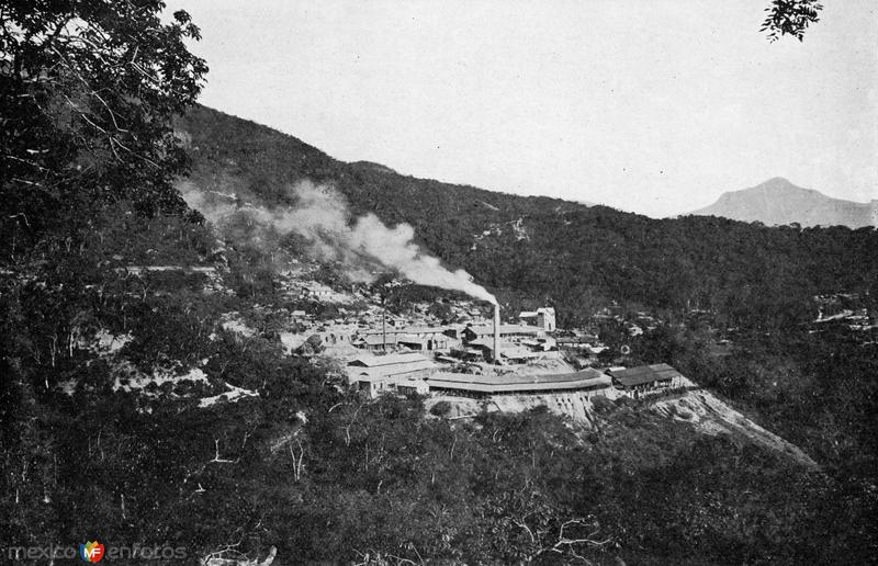 Fundidora de El Zopilote