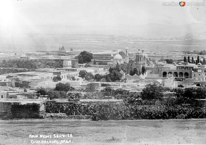 La Villa de Guadalupe (Bain News Service, c. 1915)