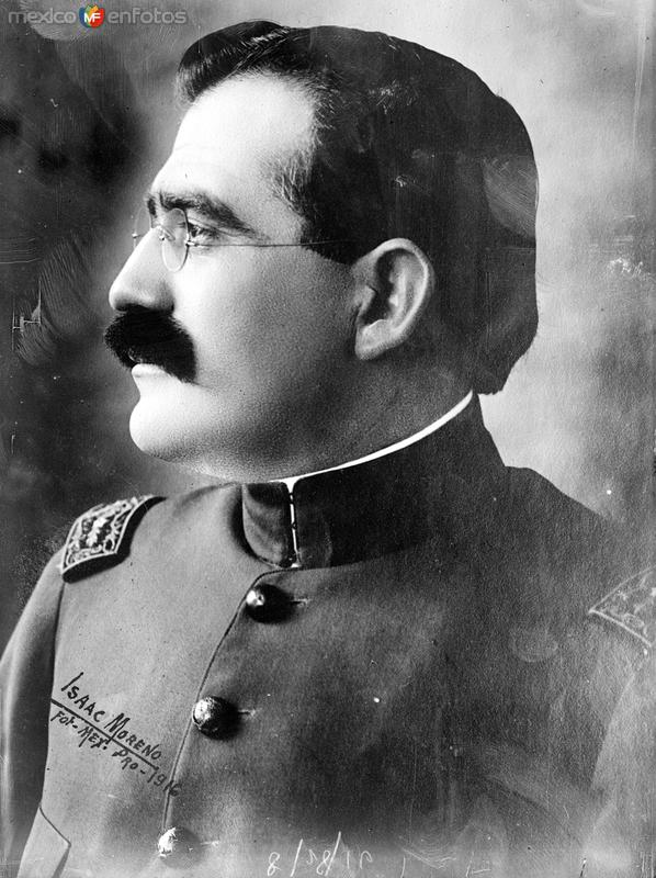 Gral. Pablo González (Bain News Service, 1916)