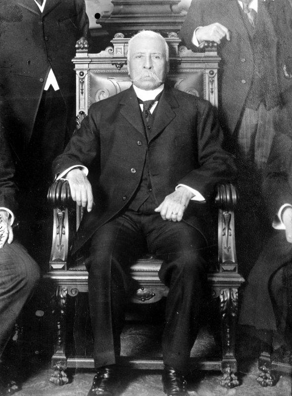 Porfirio Díaz (Bain News Service, c. 1910)
