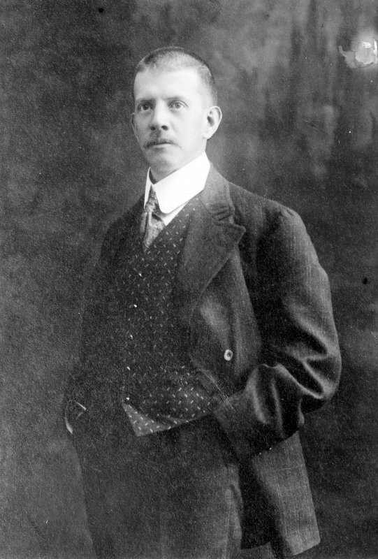 Porfirio Díaz, hijo (Bain News Service, c. 1910)